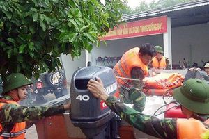 Chỗ dựa tin cậy của nhân dân trong mùa mưa bão
