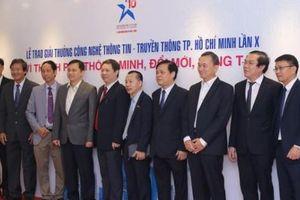 Gia hạn giải thưởng Công nghệ thông tin - Truyền thông TP HCM