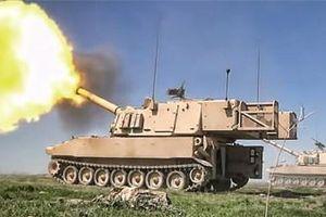 Mỹ phát triển pháo tự hành thế hệ mới