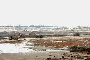 Hà Tĩnh tiếp tục kiến nghị dừng Dự án khai thác và tuyển quặng sắt mỏ Thạch Khê