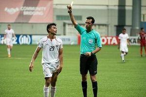 Lộ diện tổ trọng tài điều khiển 2 trận đấu sắp tới của Việt Nam