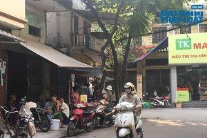 Vụ cháy công ty Rạng Đông: Phố Hạ Đình đông đúc sau nhiều ngày vắng vẻ, người dân yên tâm về nhà