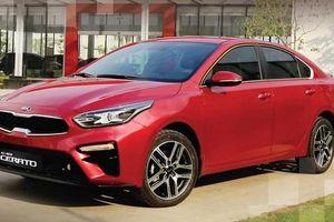 Bảng giá xe Kia mới nhất tháng 10/2019: Morning MT giá niêm yết chỉ 299 triệu đồng