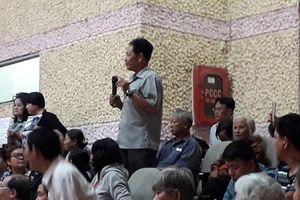 Dân mong đưa vụ Thủ Thiêm ra nghị trường Quốc hội để giám sát