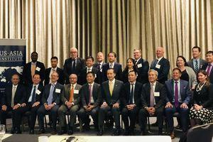 Đoàn công tác của Petrovietnam tham dự cuộc họp của TIFA và làm việc với các doanh nghiệp của Hoa Kỳ