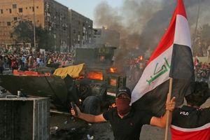 Tin tức thế giới 7/10: Chính quyền Iraq hứa cải tổ sau biểu tình khiến hơn 110 người thiệt mạng