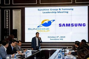 Samsung nói gì về thông tin 'hợp tác với Sunshine Group' bị xóa bỏ khỏi các kênh?