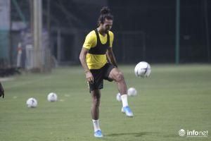 Đội tuyển Malaysia đã có buổi tập đầu tiên tại Hà Nội