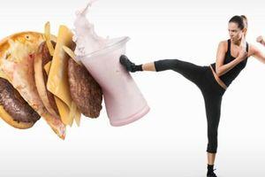 5 sai lầm trong ăn uống khi tập thể dục
