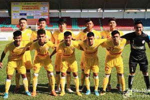 SLNA cho Phú Thọ mượn quân tham dự giải hạng Ba Quốc gia 2019