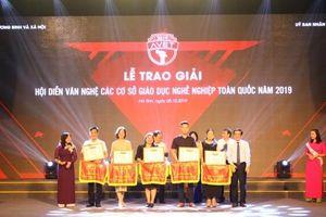 Hà Nội giành giải nhất hội diễn Avet 2019 dành cho học sinh, sinh viên