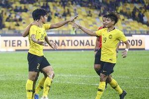 Malaysia chính thức chốt danh sách đối đầu đội tuyển Việt Nam