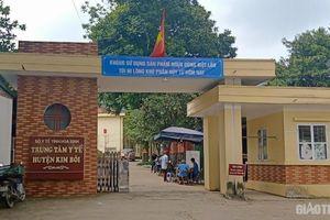Kỷ luật kíp trực vụ bệnh nhân tử vong bất thường ở Hòa Bình