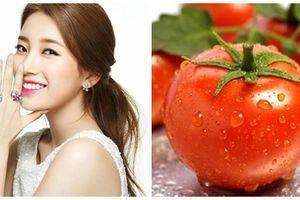 Hướng dẫn bí quyết làm đẹp da bằng cà chua