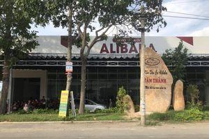Phong tỏa hàng trăm lô đất trong các 'dự án ma' của Tập đoàn Địa ốc Alibaba