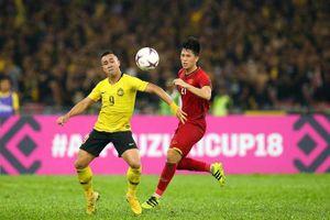 Hàng công Malaysia ghi bàn gấp đôi tuyển Việt Nam