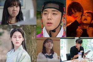 BXH 10 phim Hàn Quốc được tìm kiếm nhiều nhất tuần 2 tháng 10: Phim của Lee Seung Gi, Suzy và Ji Chang Wook đều xếp sau phim của Seol Hyun
