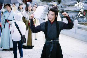 Truyền thông Hàn Quốc hết lời khen ngợi Tiêu Chiến khi giới thiệu về 'Trần tình lệnh'