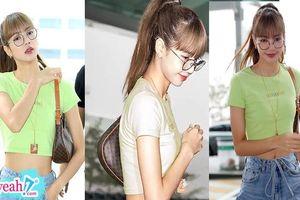 Lịch trình dày đặc của Lisa (Black Pink), vừa trở về từ Pháp đã tức tốc sang Thái Lan nhưng vẫn tươi 'không cần tưới'