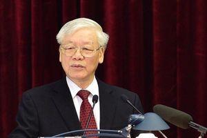 Tổng bí thư, Chủ tịch nước Nguyễn Phú Trọng đề nghị phân tích, dự báo về tình hình Biển Đông