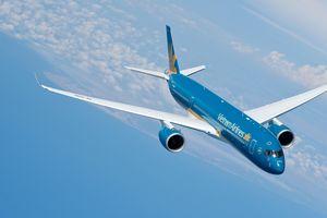 Vietnam Airlines cung cấp dịch vụ WiFi trên chuyến bay