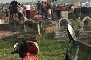 Hưng Yên: Phát hiện thi thể phụ nữ ở nghĩa trang, nghi bị sát hại