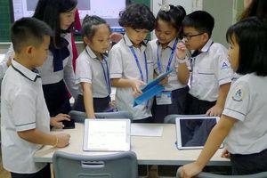 VNPT và NTT tặng phòng học thông minh cho trường tiểu học Archimedes