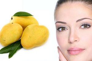 Ăn xoài bảo vệ da khỏi bức xạ tia cực tím