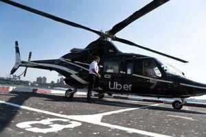 Uber triển khai dịch vụ taxi trực thăng tại New York