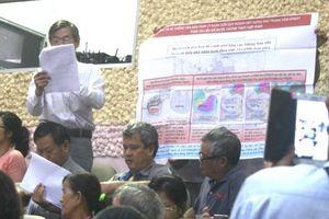 Người dân Thủ Thiêm đề nghị làm rõ việc giao 160 ha đất tái định cư cho doanh nghiệp
