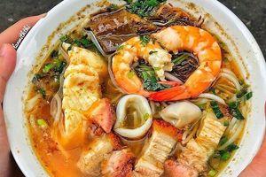 Chiều mát thưởng thức bún Thái ngon tại 6 địa điểm ở TP.HCM