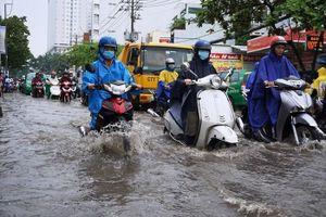 Dùng Zalo để tránh điểm kẹt xe, ngập nước ở TP.HCM như thế nào?