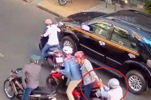 Dàn cảnh tai nạn giao thông trộm 50 triệu còn đâm người trọng thương