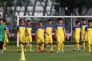 Đội tuyển U19 Việt Nam sang Thái Lan dự GSB Bangkok Cup 2019