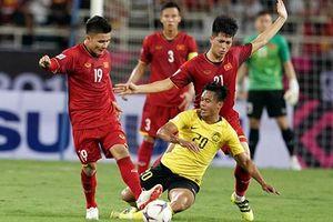 Việt nam đấu Malaysia: 'Lửa thử vàng...'