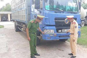 Báo động TNGT liên quan đến ô-tô tải