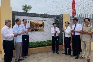 Hà Nội khánh thành trường THPT Nguyễn Quốc Trinh