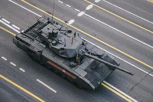 Điểm danh năm xe tăng tốt nhất của Nga