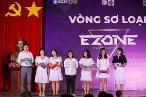 E-ZONE 2019: Cuộc thi tiếng Anh dành cho giảng viên, chuyên viên Đại học Luật Hà Nội
