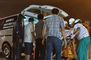Nghệ An: Cứu sống một thuyền viên bị tai nạn lao động trên biển
