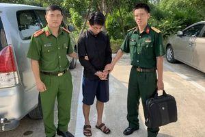 Truy bắt nam thanh niên đột nhập doanh trại, trộm tài sản quân đội