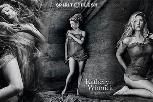 Mỹ nhân nóng bỏng Katheryn Winnick sexy thôi miên người nhìn