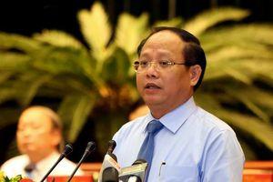 Cử tri đề nghị cho ông Tất Thành Cang thôi nhiệm vụ đại biểu HĐND TPHCM