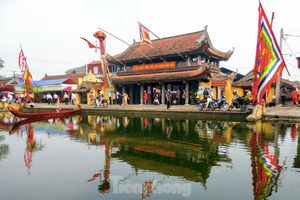 Hội chùa Keo Hành Thiện trở thành Di sản phi vật thể Quốc gia