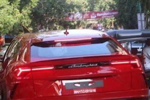 Đại gia Ấn sắm Lamborghini Urus đỏ chói chỉ gần 10 tỷ