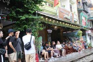 Hà Nội xử lý vi phạm trật tự an toàn hành lang đường sắt