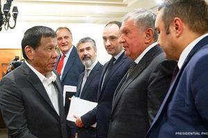 Philippines muốn Nga làm đối tác khai thác dầu khí Biển Đông