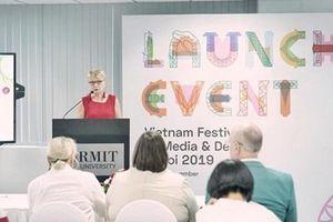 Lần đầu tiên tổ chức Liên hoan truyền thông và thiết kế Việt Nam