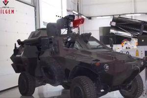 Toát mồ hôi trước vũ khí laser xuyên thủng xe thiết giáp Thổ Nhĩ Kỳ