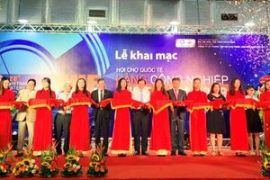Hơn 350 doanh nghiệp tham dự Hội chợ quốc tế hàng công nghiệp Việt Nam 2019